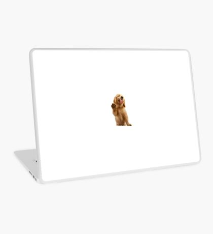 Golden Retriever Laptop Skin