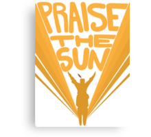 Praise it Canvas Print