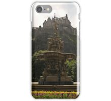 Castle in the Garden  iPhone Case/Skin