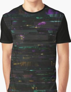 Tony Sawicki - Orphan Glitched Graphic T-Shirt