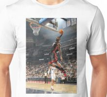 hd basketball artwork Unisex T-Shirt