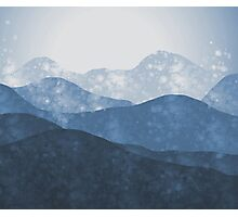 Mountains Dream Photographic Print