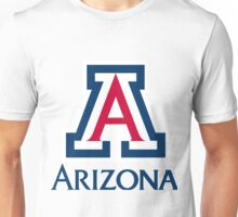 University of Arizona Large Logo Unisex T-Shirt