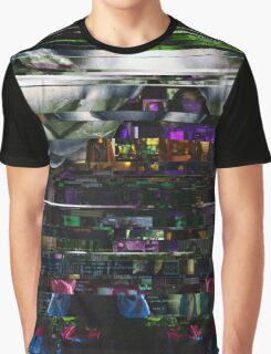 "Veera ""M.K."" Suominen - Orphan Glitched Graphic T-Shirt"