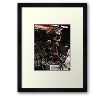 hd sports artwork Framed Print