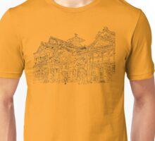 Dogo Onsen Honkan Unisex T-Shirt