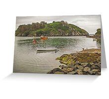 Lough Hyne - Skibbereen - West Cork - Ireland Greeting Card