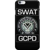 Gotham City SWAT iPhone Case/Skin