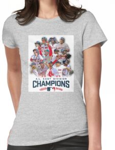 2016 AL East Champs Womens Fitted T-Shirt