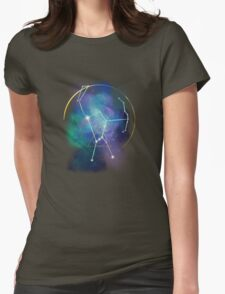 Orion Space Womens Fitted T-Shirt