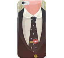Sharply Dressed: Moriarty iPhone Case/Skin