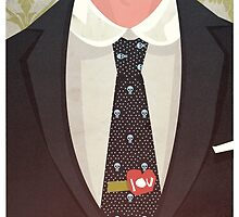 Sharply Dressed: Moriarty by Brie Alsbury