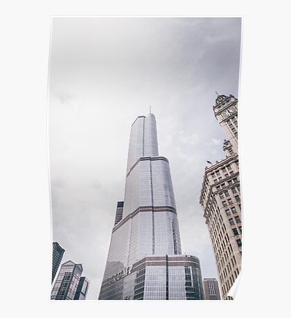 The Mighty Trump Tower Poster