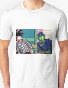 Goku and Piccolo Friday Unisex T-Shirt