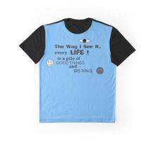 Pile of Things Graphic T-Shirt