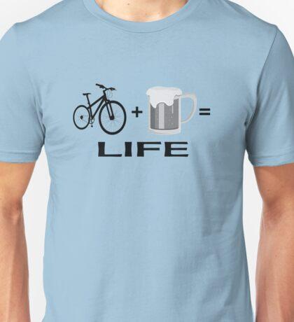 Bikes & Beer! Unisex T-Shirt