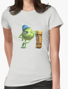 Mmike and sully Womens Fitted T-Shirt
