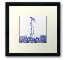 Water Nymph 68 Framed Print