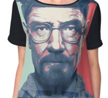 breaking bad Chiffon Top