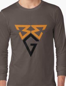 3ExtraGuys Logo Long Sleeve T-Shirt