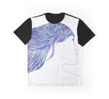 Tresses V Graphic T-Shirt