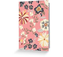 Dreamy Floral Greeting Card