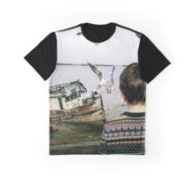 Washed Up Here Last Night Graphic T-Shirt