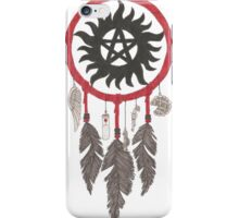 Supernatural Anti-Possession Dreams iPhone Case/Skin