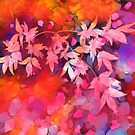 Leafy Vine by Dana Roper