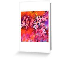 Leafy Vine Greeting Card