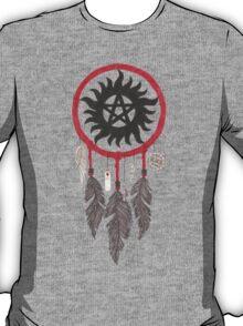 Supernatural Anti-Possession Dreams T-Shirt