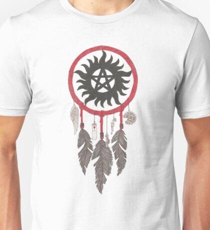 Supernatural Anti-Possession Dreams Unisex T-Shirt