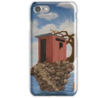 The Visitation iPhone Case/Skin