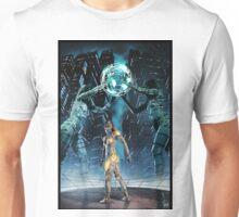 Cyberpunk Painting 081 Unisex T-Shirt