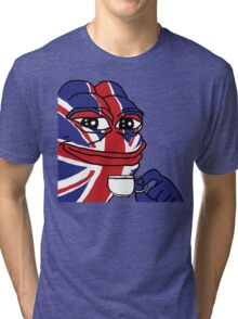 Pepe In UK Tri-blend T-Shirt