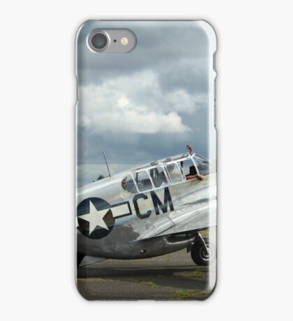 Going For A Spin iPhone Case/Skin