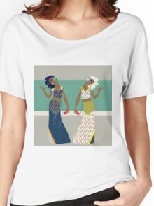 Musical Sisters Women's Relaxed Fit T-Shirt