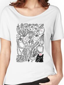 Funny vegetables Women's Relaxed Fit T-Shirt