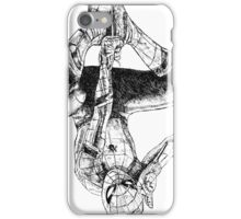 The Spider-Man Salute iPhone Case/Skin