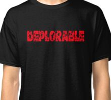 Deplorabe: Basket of Deplorables Member Classic T-Shirt