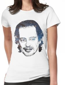 Space Boy Buscemi Womens Fitted T-Shirt