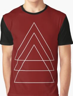tres triangle Graphic T-Shirt