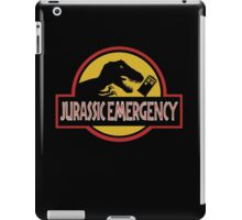 Jurassic Emergency iPad Case/Skin