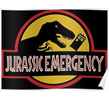 Jurassic Emergency Poster