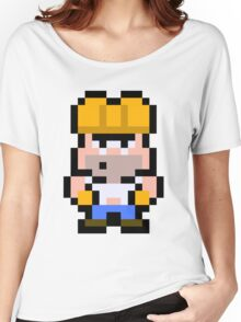 Pixel Charlie Blast Women's Relaxed Fit T-Shirt