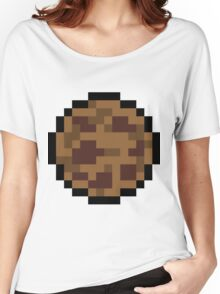 Pixel Cookie Women's Relaxed Fit T-Shirt