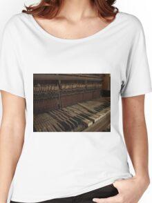 Broken Keys Women's Relaxed Fit T-Shirt
