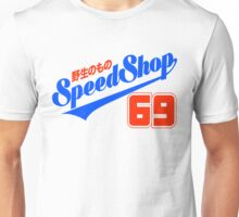 HM Speed Shop Decal JP SCRIPT 69 Unisex T-Shirt