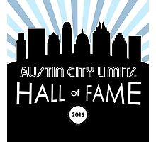 AUSTIN CITY UNITS HALL OF FAME Photographic Print