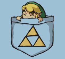Legend of Zelda - Pocket Link Baby Tee